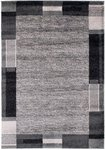 Modern vloerkleed Kansas Grijs 640