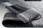Modern vloerkleed Kansas Grijs 665