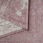 Wasbaar vloerkleed Bahama roze 6910