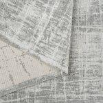 Wasbaar vloerkleed Bahama grijs 6921