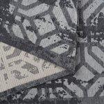Wasbaar vloerkleed Bahama grijs 6930