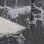 Wasbaar vloerkleed Bahama grijs 6952