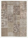Beige vintage vloerkleed New York 469 Beige