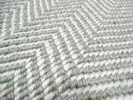 Geweven vloerkleden en tapijten Taunus groen