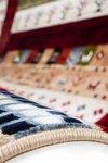 Oosters vloerkleed, tapijt of karpet Orienta rood