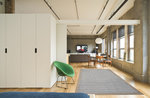 Outdoor en indoor vloerkleed Palma Blauw
