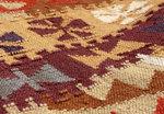 Kelim vloerkleed Multicolor