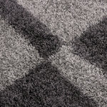 Hoogpolig vloerkleed Galaxy 2505 kleur Grijs