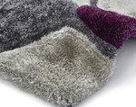 Bolcom vloerkleed kleur grijs purple NH5858