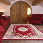 Klassiek wollen vloerkleed Prime kleur rood