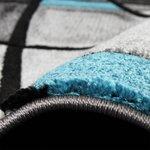 Vloerkleed Arthur 659 Grijs Blauw 930