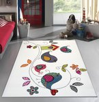 Kinderkamer vloerkleed Kelly 794 Creme 60