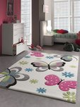 Kinderkamer vloerkleed Kelly 772 Creme 60