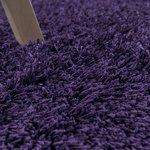 Hoogpolig vloerkleed Dorin 901/217 kleur Lila