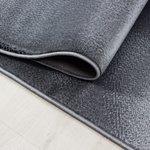 Modern vloerkleed Galant 8008 kleur Zwart