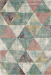 Voordelige vloerkleden en karpetten Brusch 2604 Multii