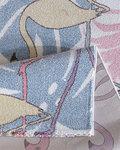 Kinder vloerkleden en tapijten Bisa Kids 4609 Creme