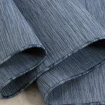 Sisal look vloerkleed voor binnen en buiten Costal 2000 Blauw