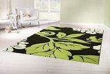 200x290cm Vloerkleed Fantasie Groen 906_
