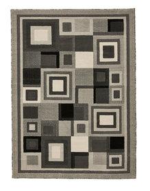 Action vloerkleed kleur grijs 3222
