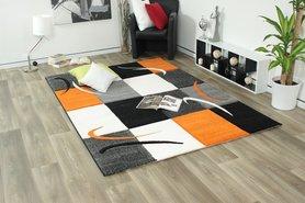120x170cm Vloerkleed Fantasie Oranje 922