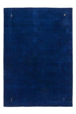 Aanbieding wollen vloerkleed Belma Blauw