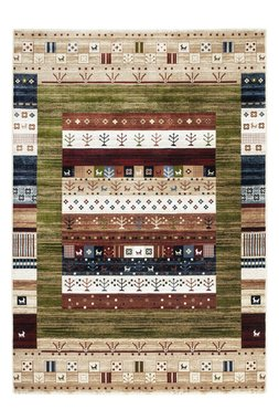 Oosters vloerkleed of karpet Orienta multicolor