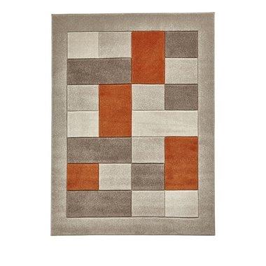 Vloerkleed Madras kleur beige terra MT04