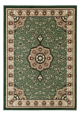 Vloerkleed Praxim kleur groen 4400
