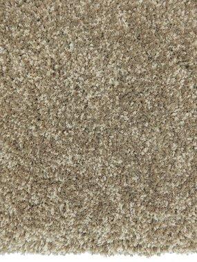Hoogpolig tapijt Living 160/062 kleur Bruin gemeleerd