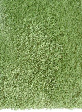 Hoogpolig tapijt Living 030 kleur Groen