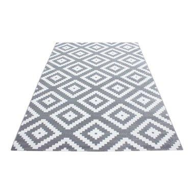 Modern vloerkleed Galant 8005 kleur Grijs