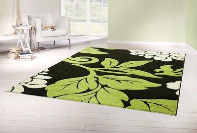 200x290cm Vloerkleed Fantasie Groen 906
